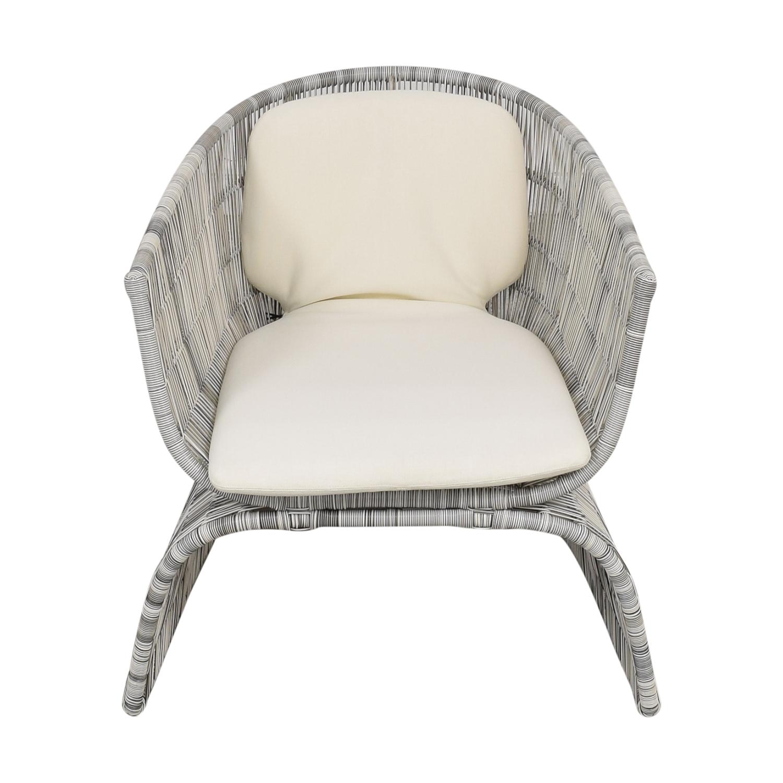 B&B Italia B&B Italia Crinoline Armchair Chairs