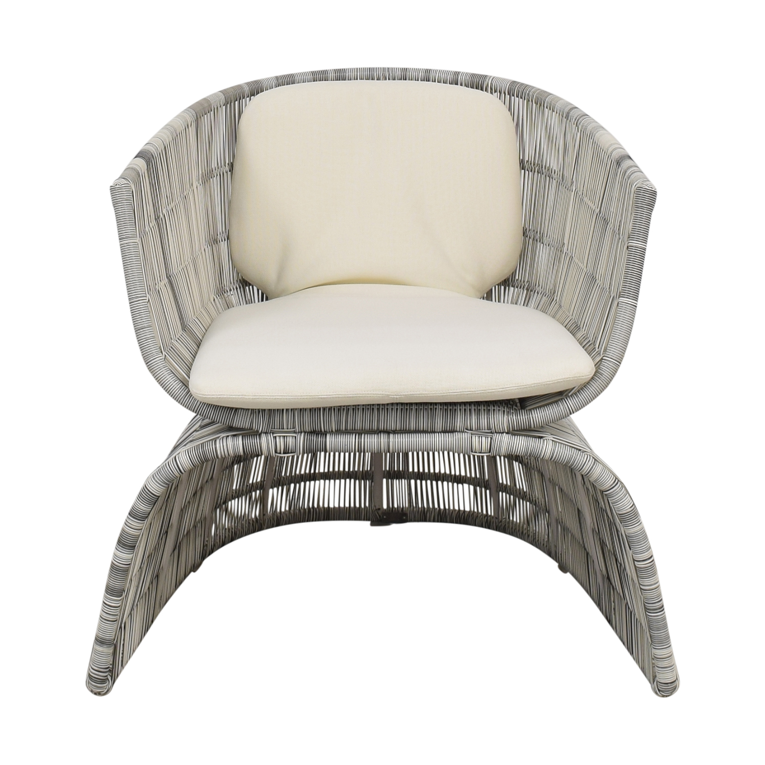 shop B&B Italia Crinoline Armchair B&B Italia Accent Chairs