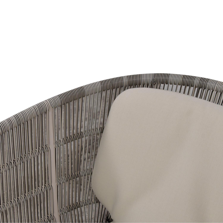 B&B Italia Crinoline Armchair / Accent Chairs