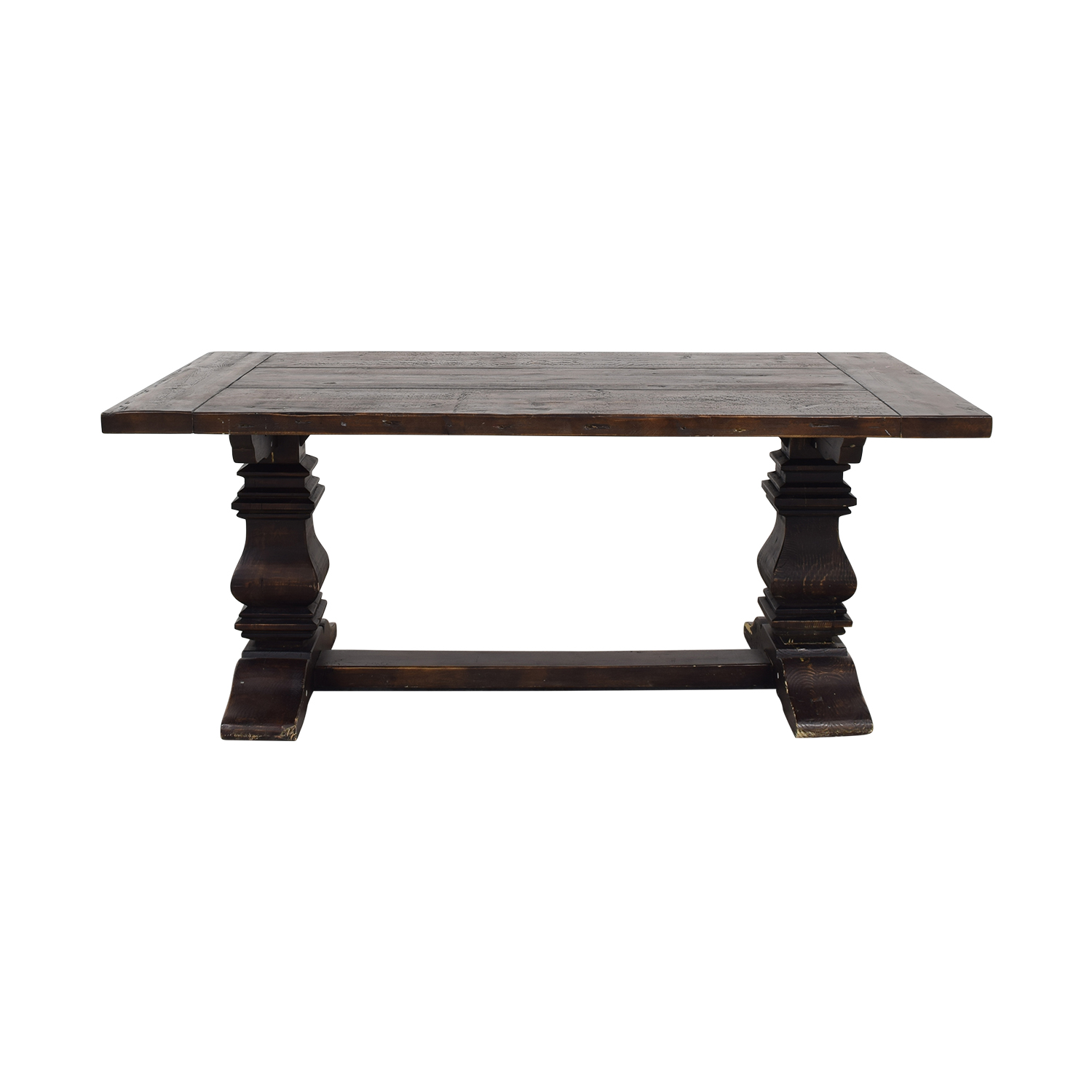 Restoration Hardware Restoration Hardware Testle Retangular Dining Table pa
