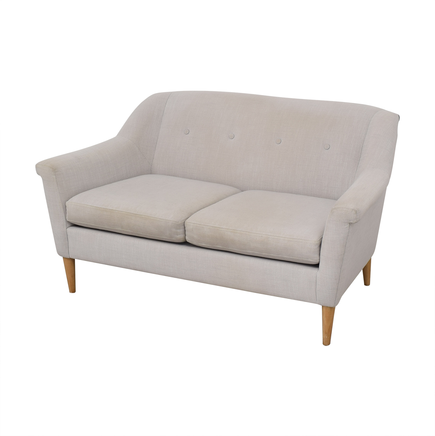 shop West Elm West Elm Finn Loveseat online