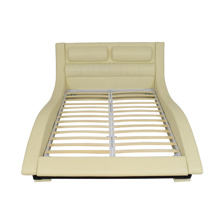 Matisse Napoli Platform Bed Matisse Company