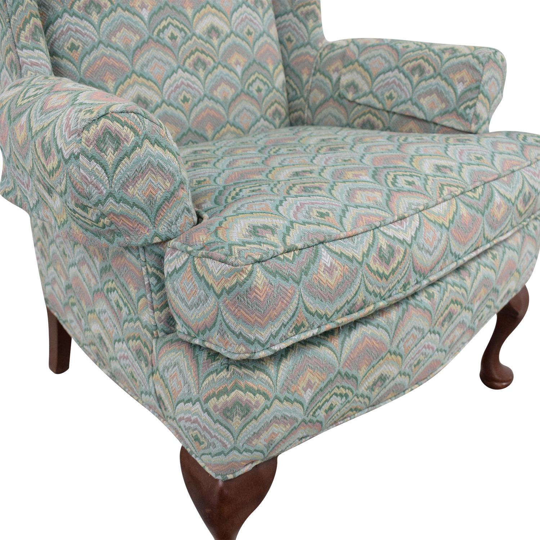 shop Pennsylvania House Wingback Chair Pennsylvania House