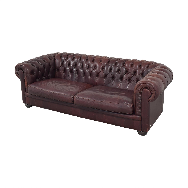 Natuzzi King Chesterfield Sofa Sofas