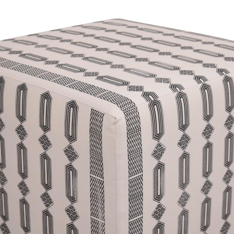 The Inside The Inside Cube Ottoman on sale