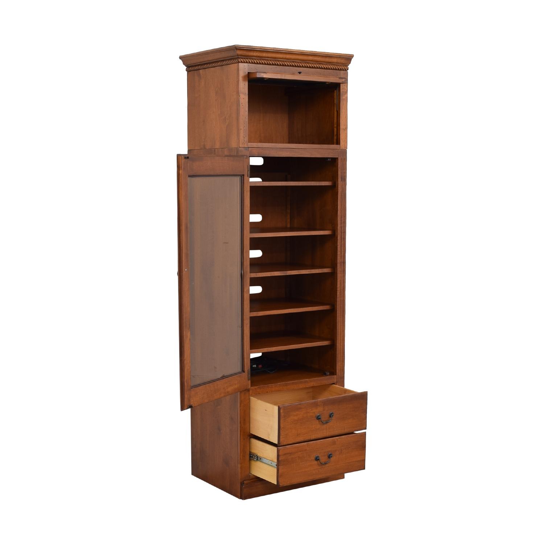 Ethan Allen Ethan Allen Storage Cabinet ma
