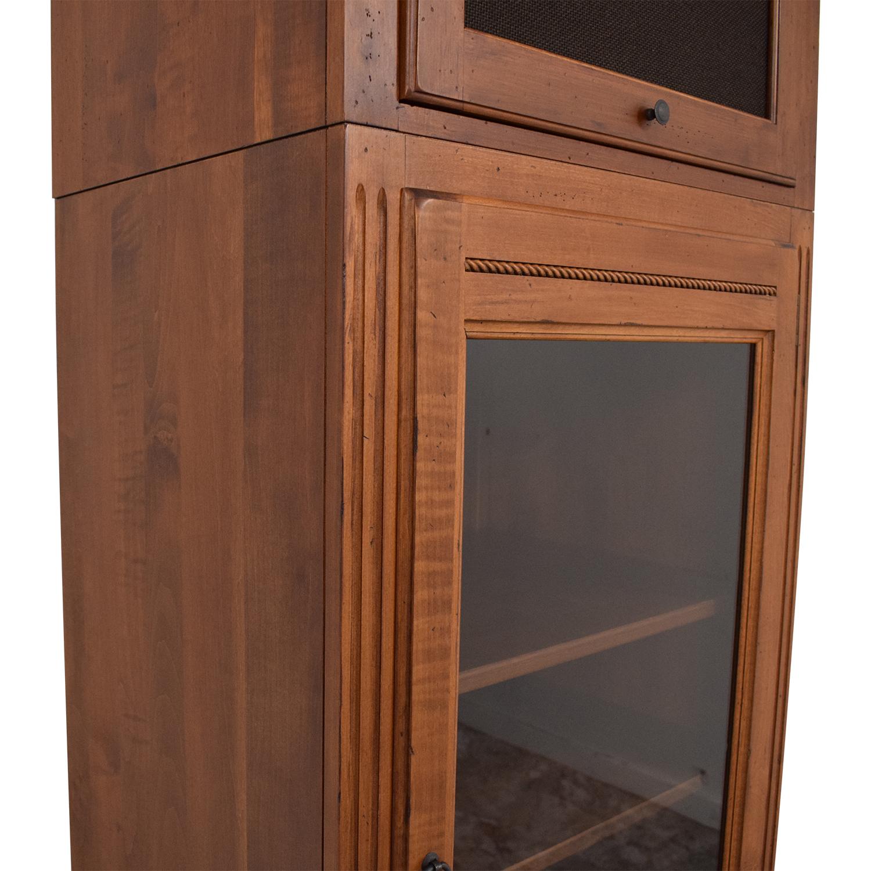 Ethan Allen Ethan Allen Storage Cabinet nj