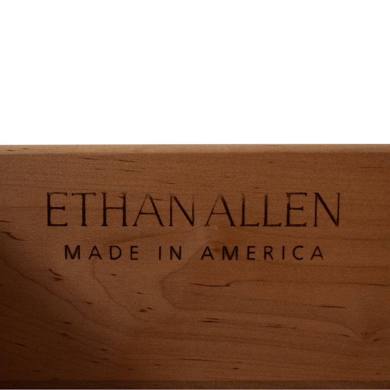 shop Ethan Allen Storage Cabinet Ethan Allen Bookcases & Shelving