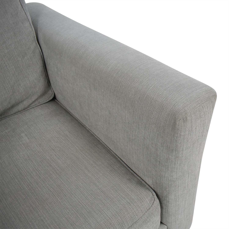 shop Jonathan Louis Jonathan Louis Elliot Arm Chair online