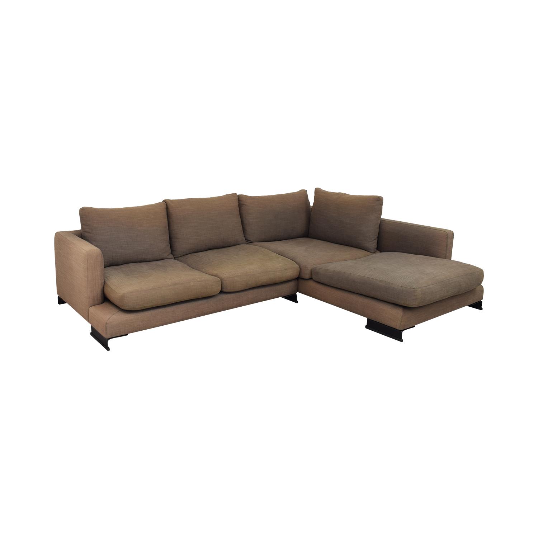Camerich Camerich Lazy Time Custom Sectional Sofa