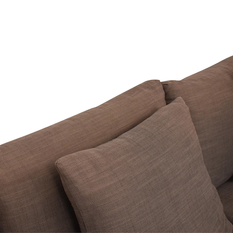 shop Camerich Lazy Time Custom Sectional Sofa Camerich Sofas