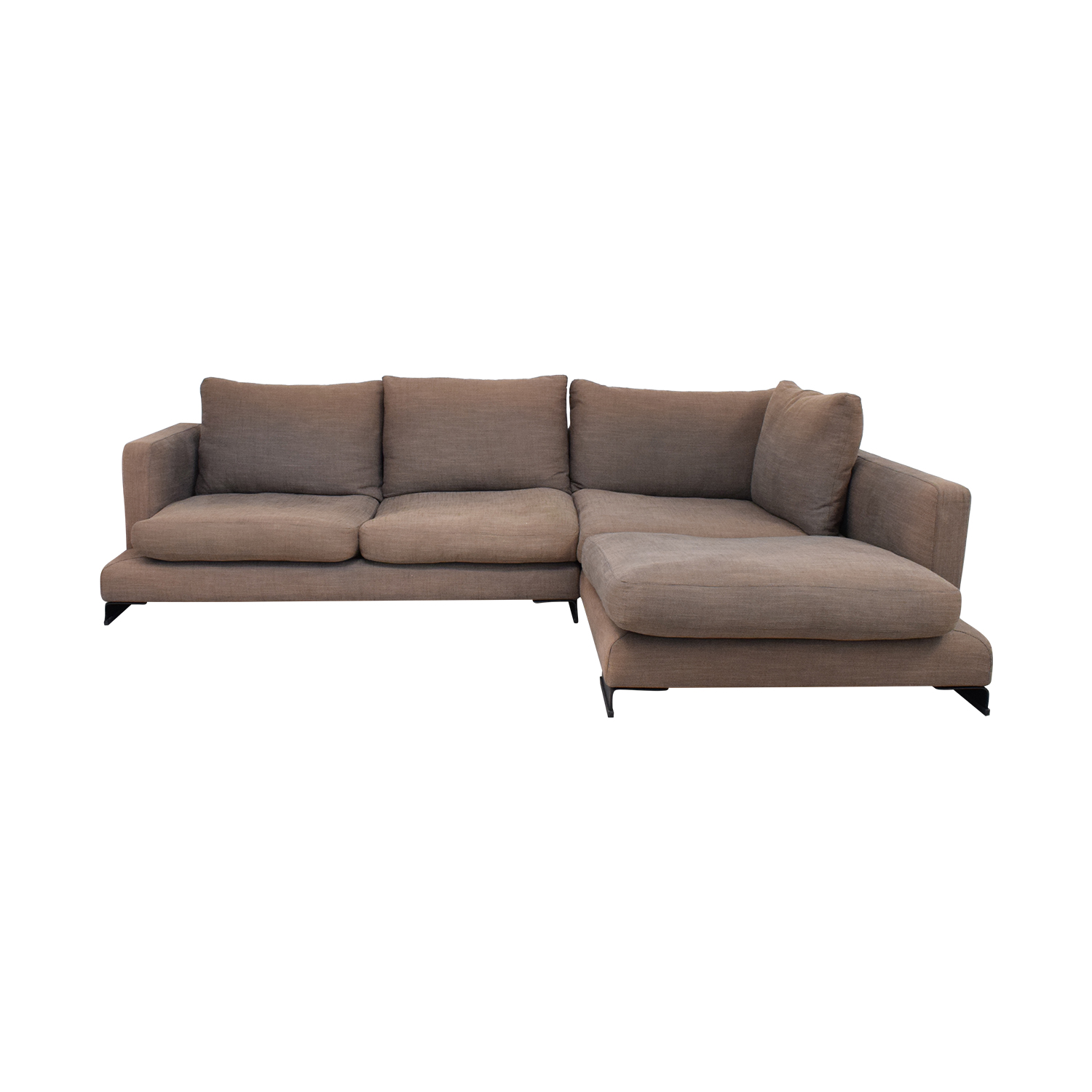 Camerich Camerich Lazy Time Custom Sectional Sofa ct