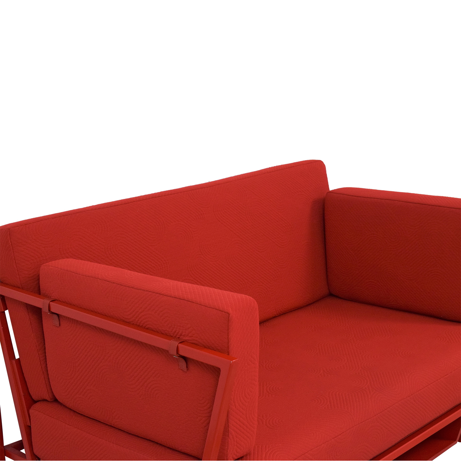 shop Collector NYC Custom Red Sofa Collector NYC Loveseats