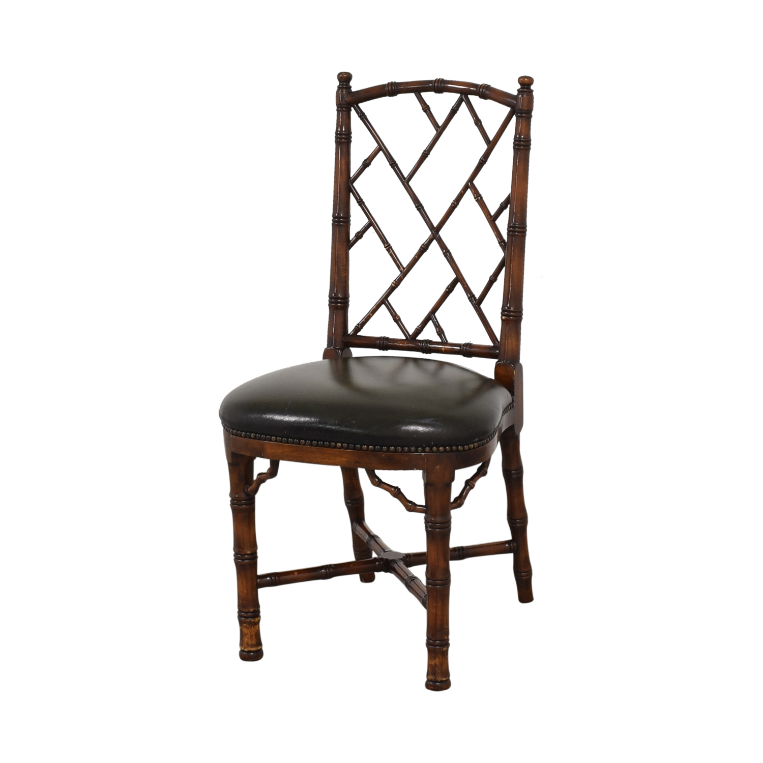 Theodore Alexander Trellis Side Chairs / Chairs