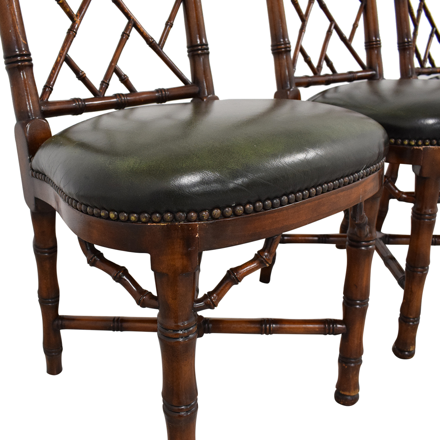 Theodore Alexander Trellis Side Chairs sale