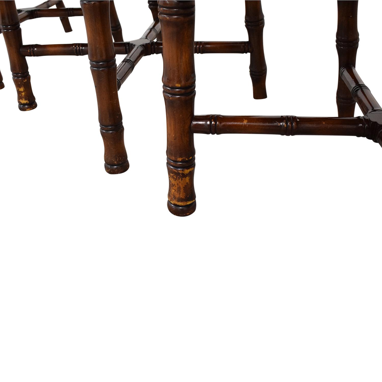 Theodore Alexander Theodore Alexander Trellis Side Chairs discount