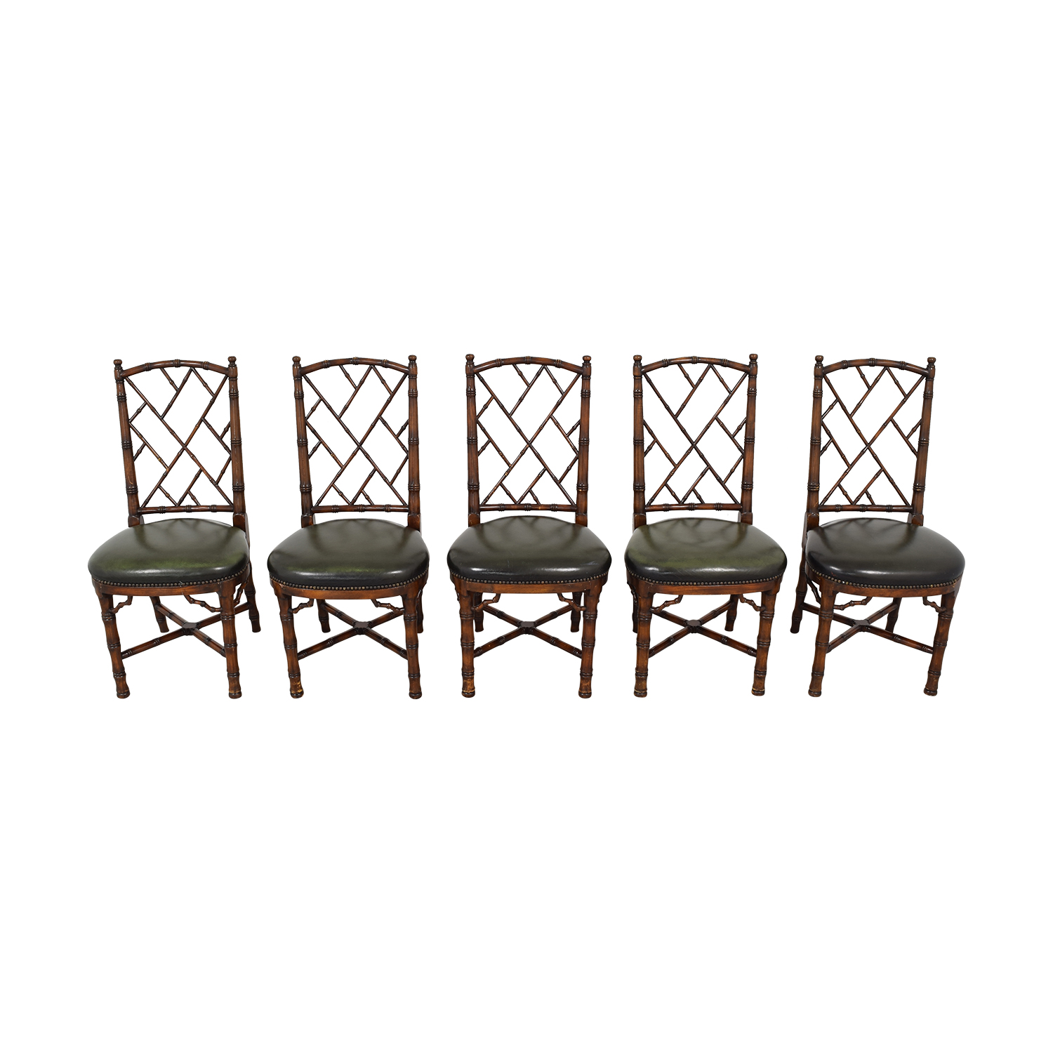 shop Theodore Alexander Trellis Side Chairs Theodore Alexander Chairs