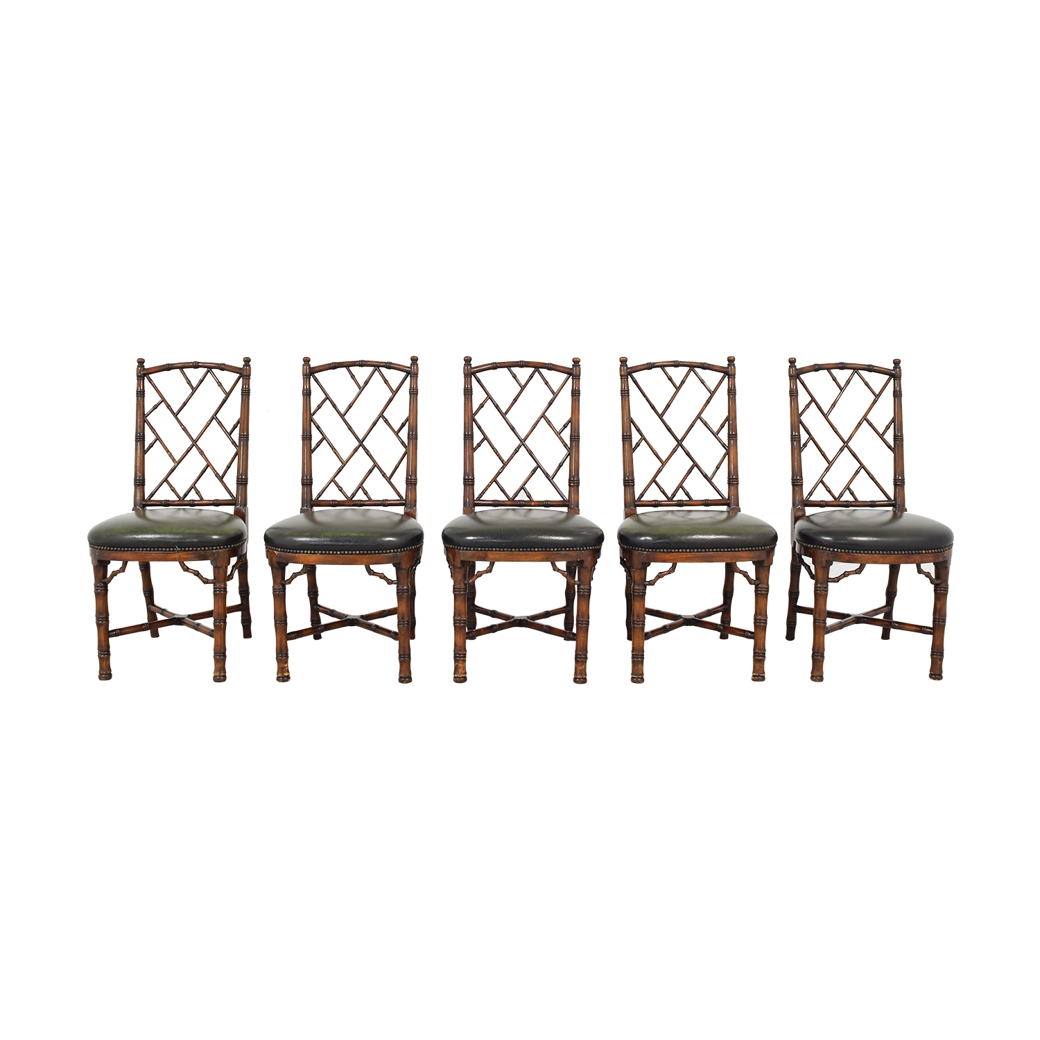 shop Theodore Alexander Trellis Side Chairs Theodore Alexander Dining Chairs