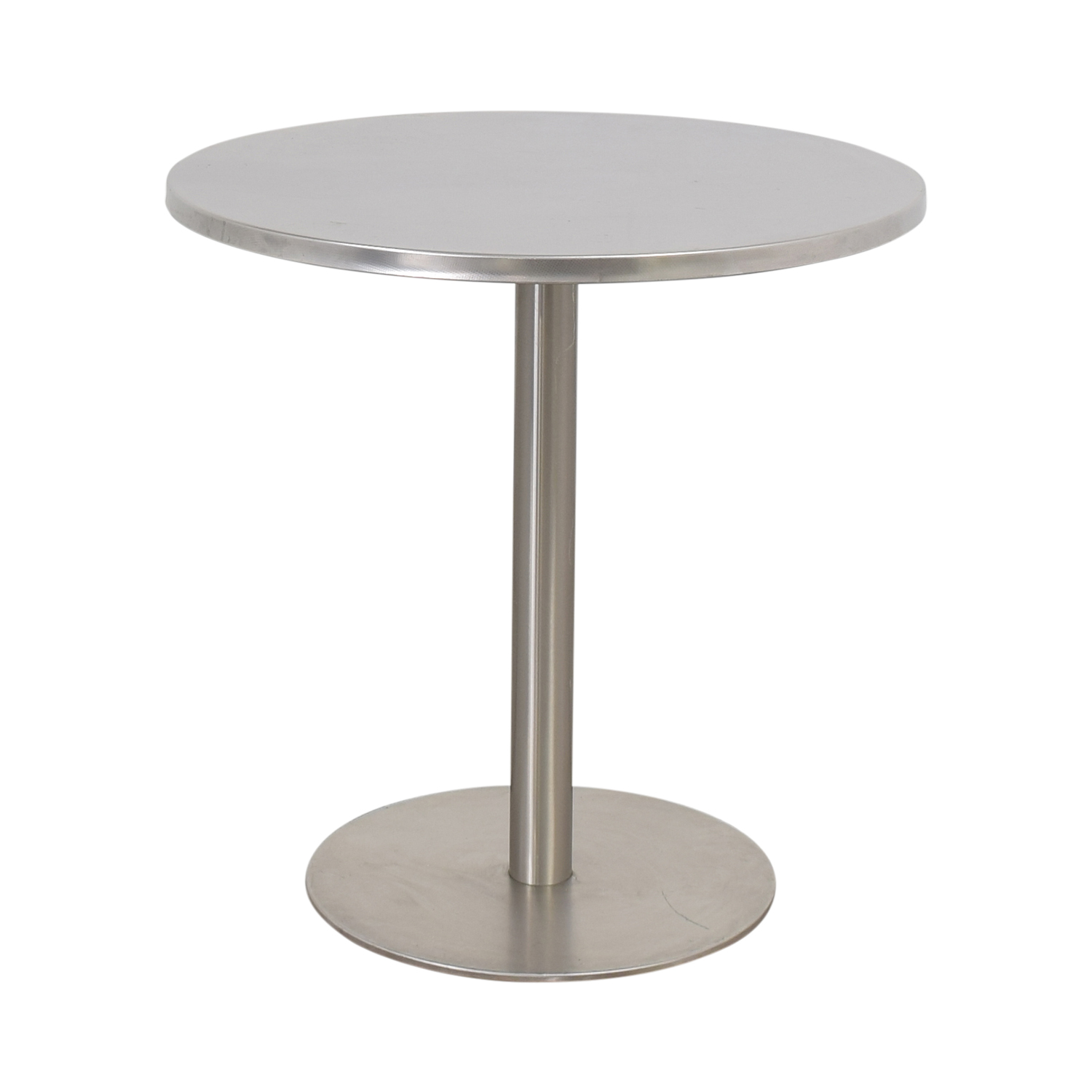 CB2 CB2 Watermark Bistro Table used
