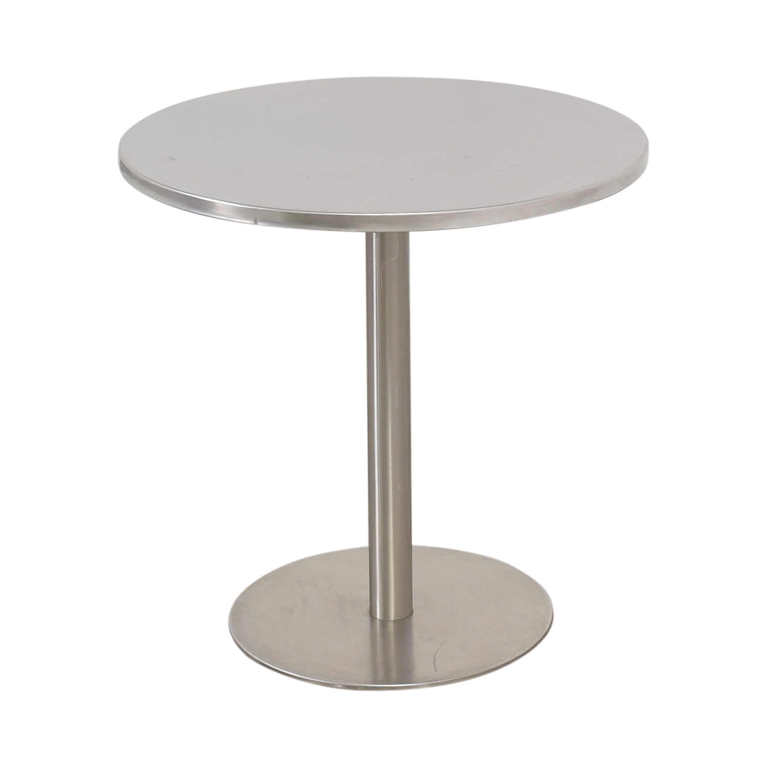 shop CB2 Watermark Bistro Table CB2
