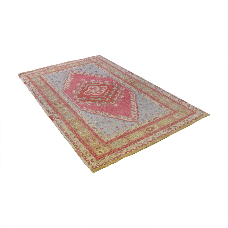 Pottery Barn Pottery Barn Bindu Persian Style Rug discount
