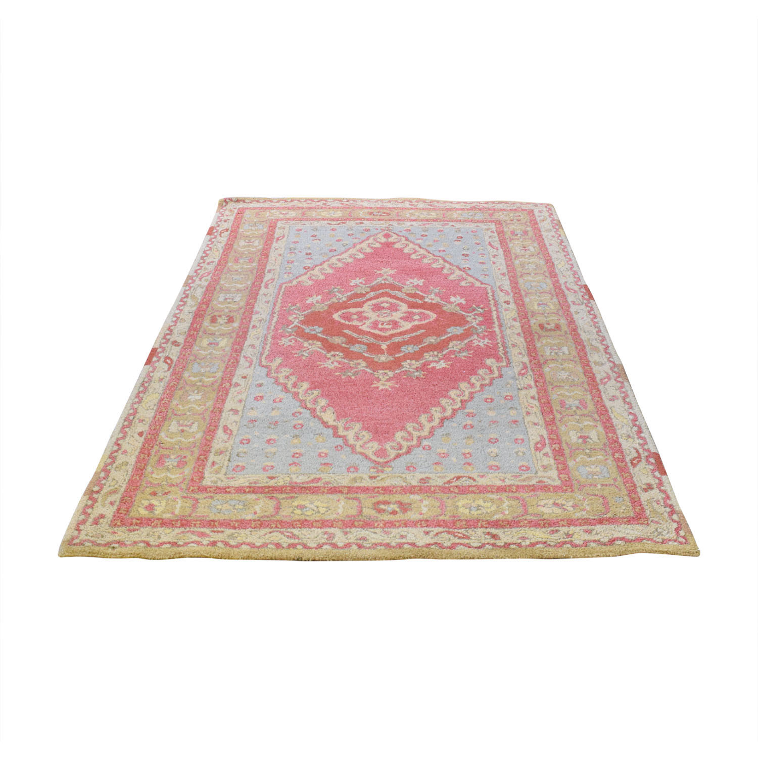 buy Pottery Barn Bindu Persian Rug Pottery Barn Decor