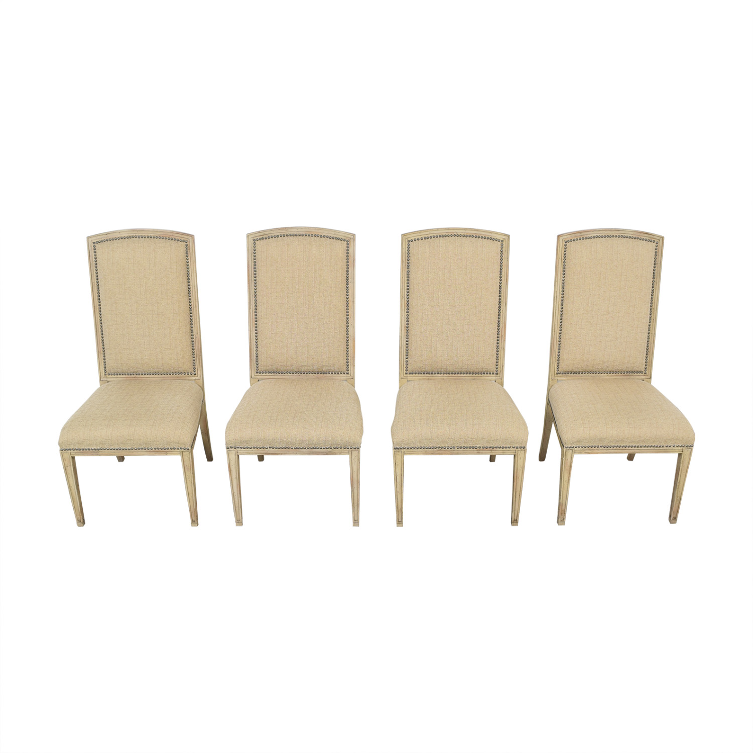 Hooker Furniture Hooker Furniture Sanctuary Dining Chairs used