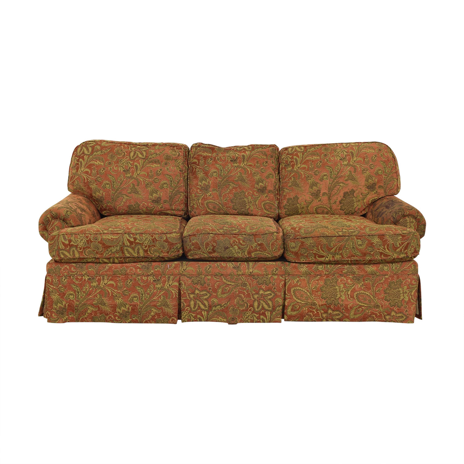 Walter E. Smithe Walter E. Smithe Three Cushion Sofa price