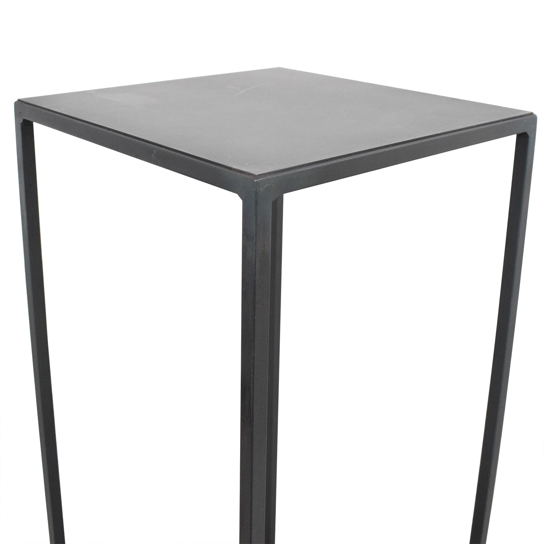 Room & Board Room & Board Slim Pedestal Table nyc