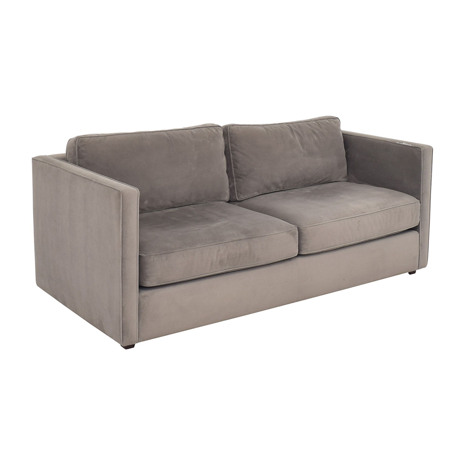 shop Room & Board Watson Two Cushion Sofa Room & Board