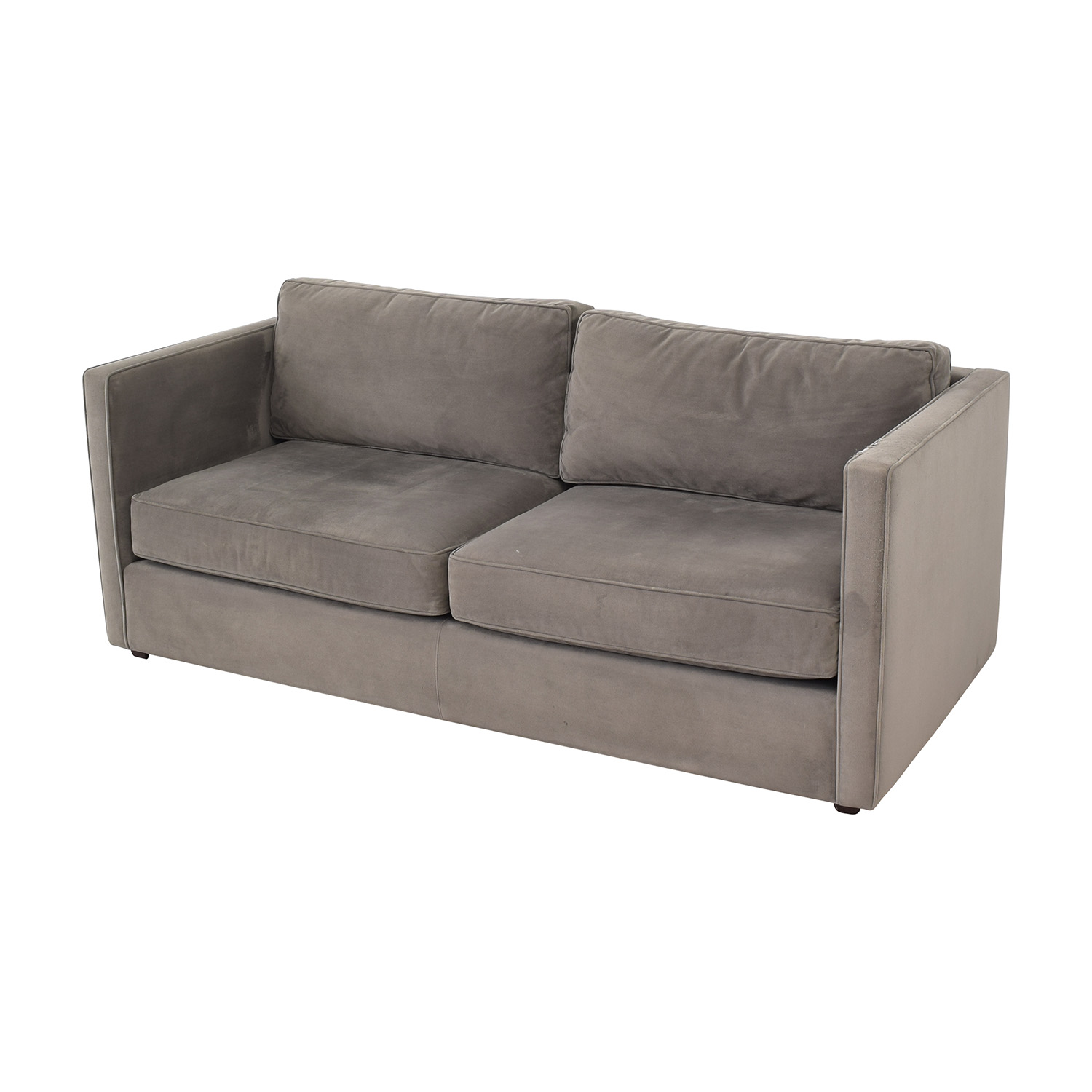 Room & Board Room & Board Watson Two Cushion Sofa nj