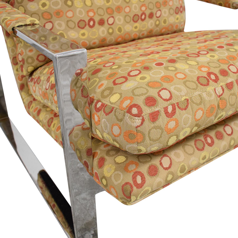 shop Thayer Coggin Modern Upholstered Chair Thayer Coggin