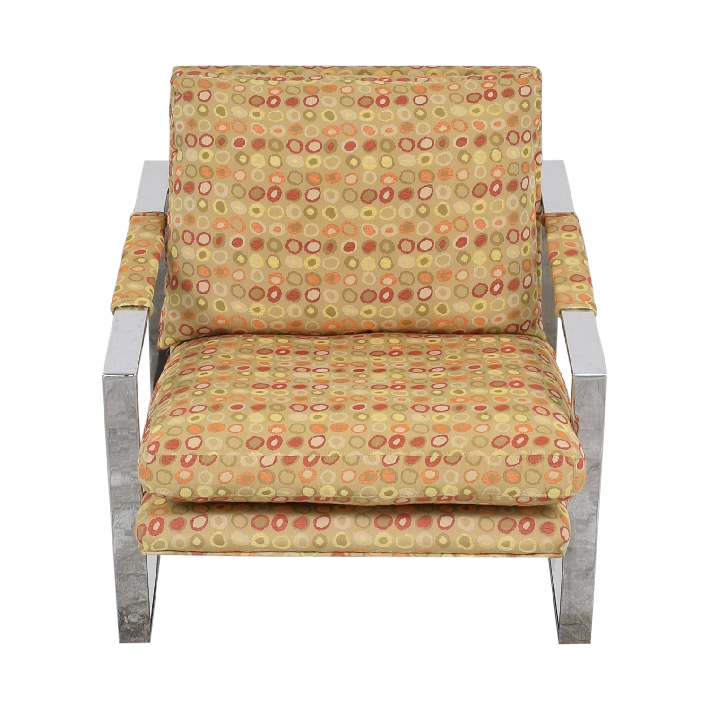 Thayer Coggin Thayer Coggin Modern Upholstered Chair dimensions