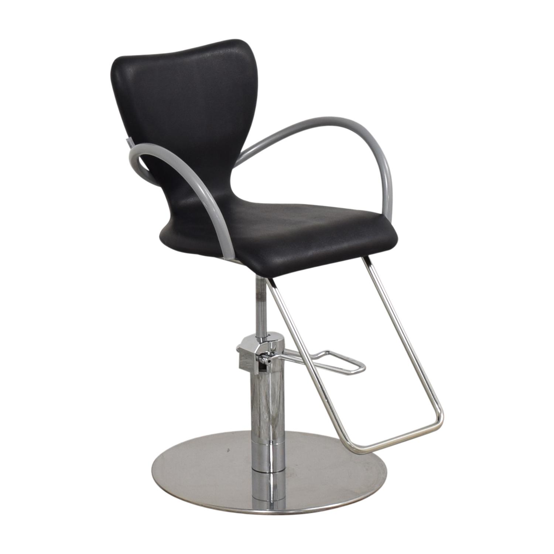 Gamma & Bross Gamma Bross Folda Parrot Styling Chair black & silver