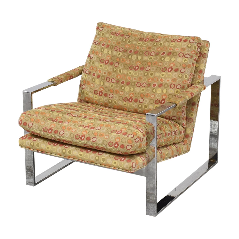 Thayer Coggin Thayer Coggin Modern Upholstered Chair ct