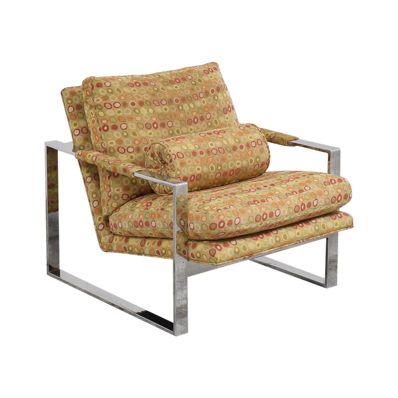 Thayer Coggin Thayer Coggin Modern Upholstered Chair nj