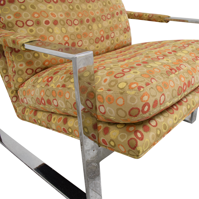 Thayer Coggin Thayer Coggin Modern Upholstered Chair used