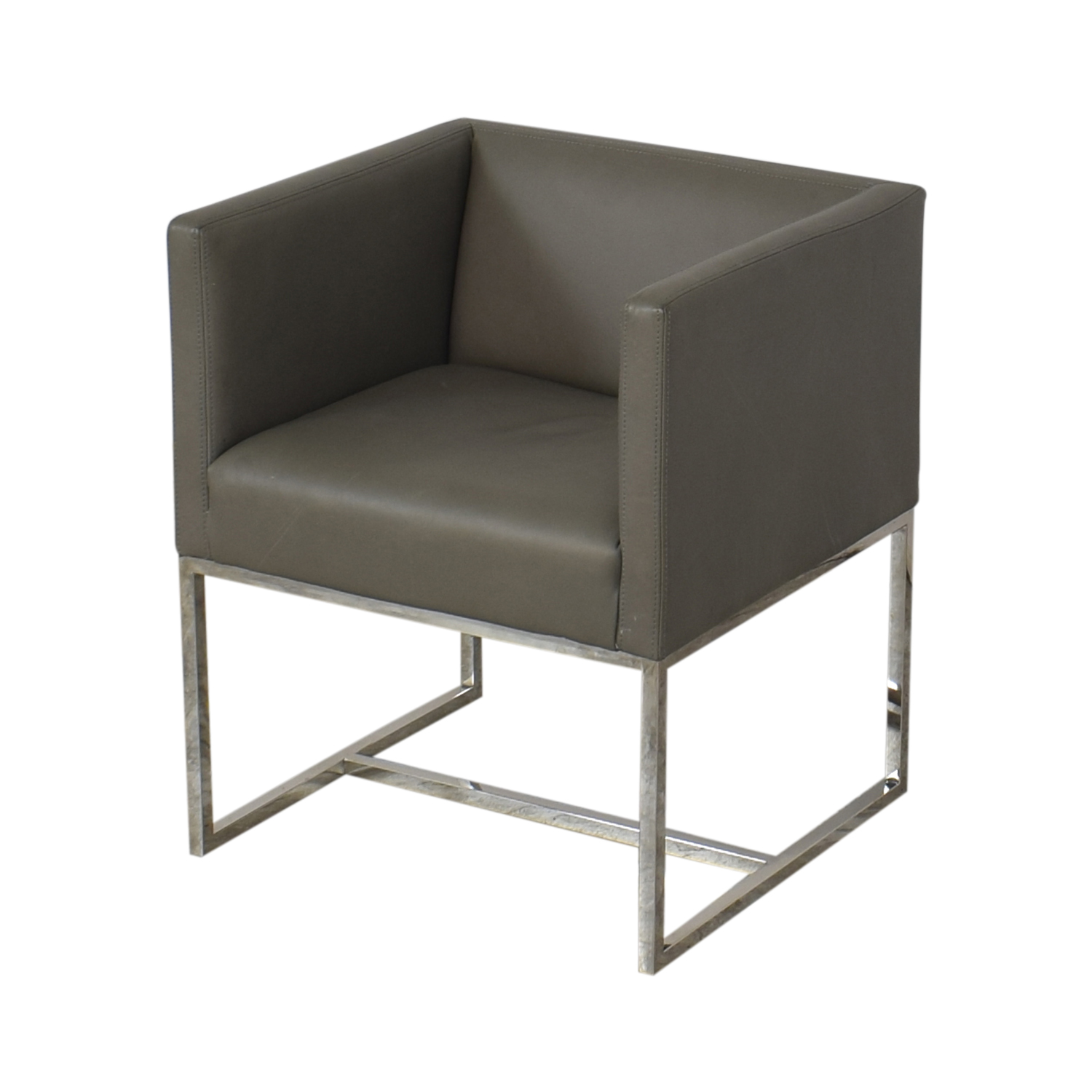 Restoration Hardware Restoration Hardware Emery Shelter Arm Chairs coupon