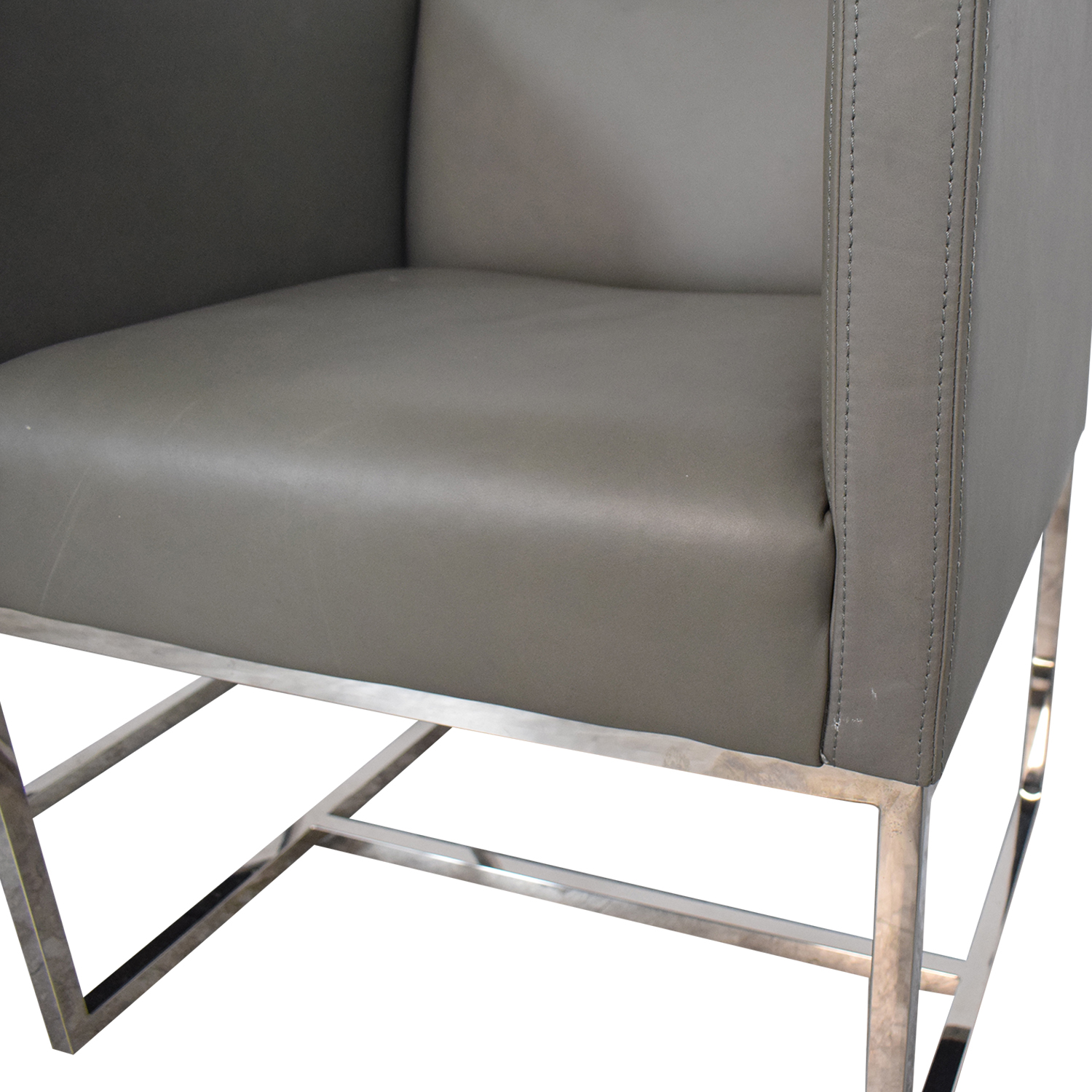 shop Restoration Hardware Restoration Hardware Emery Shelter Arm Chairs online