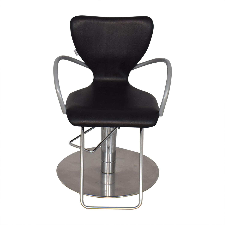Gamma & Bross Gamma Bross Folda Parrot Styling Chair black