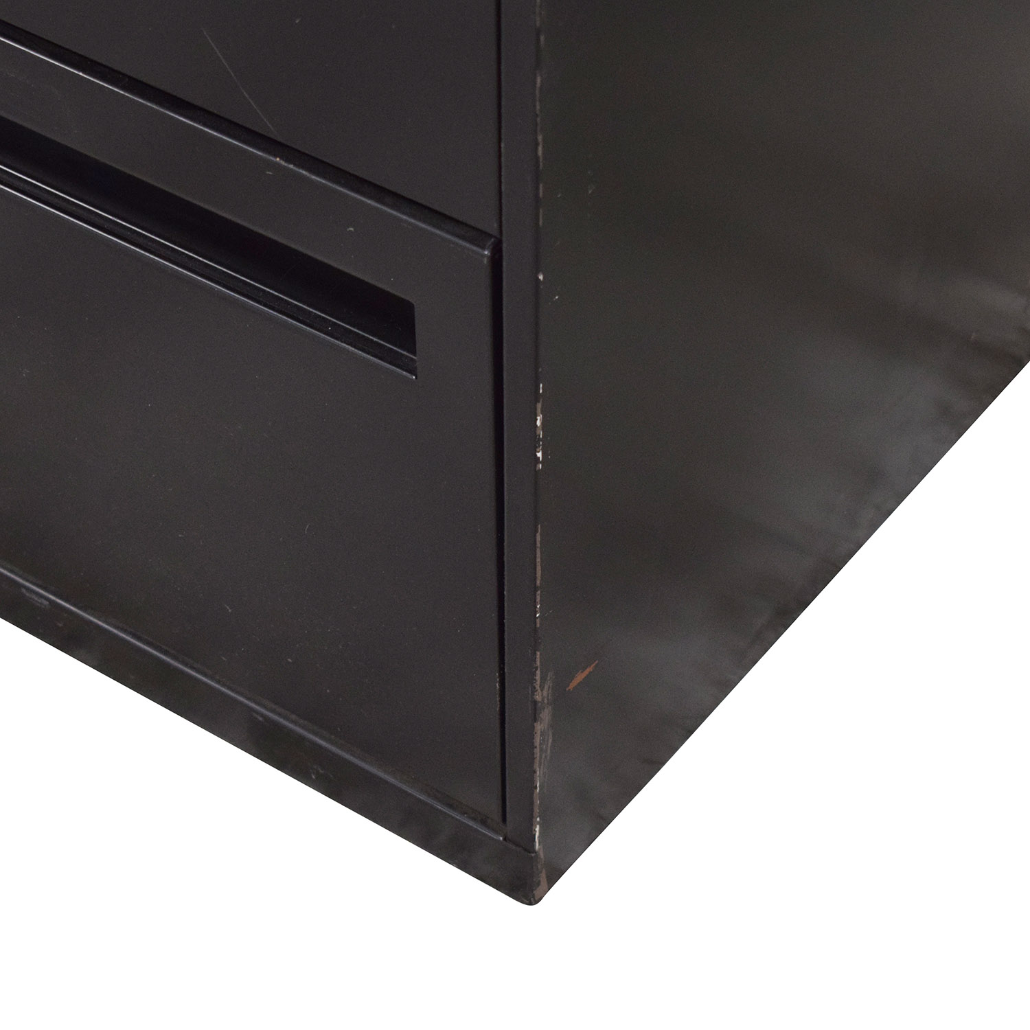 Hon HON 2-Drawer Lateral File Cabinet used