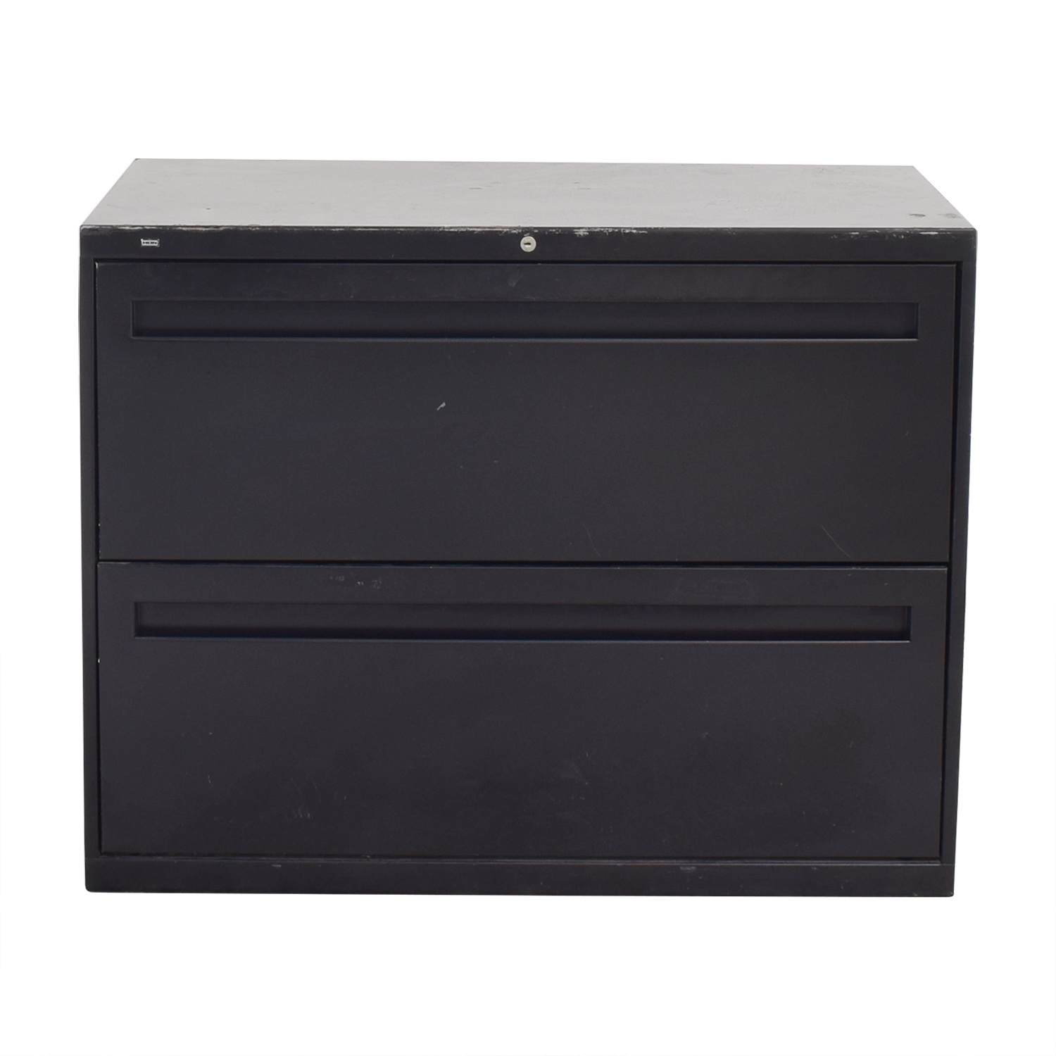 Hon HON 2-Drawer Lateral File Cabinet nj