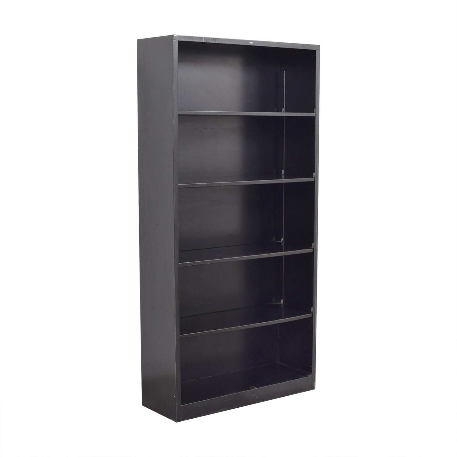 Hon HON Brigade 5-Shelf Bookcase black