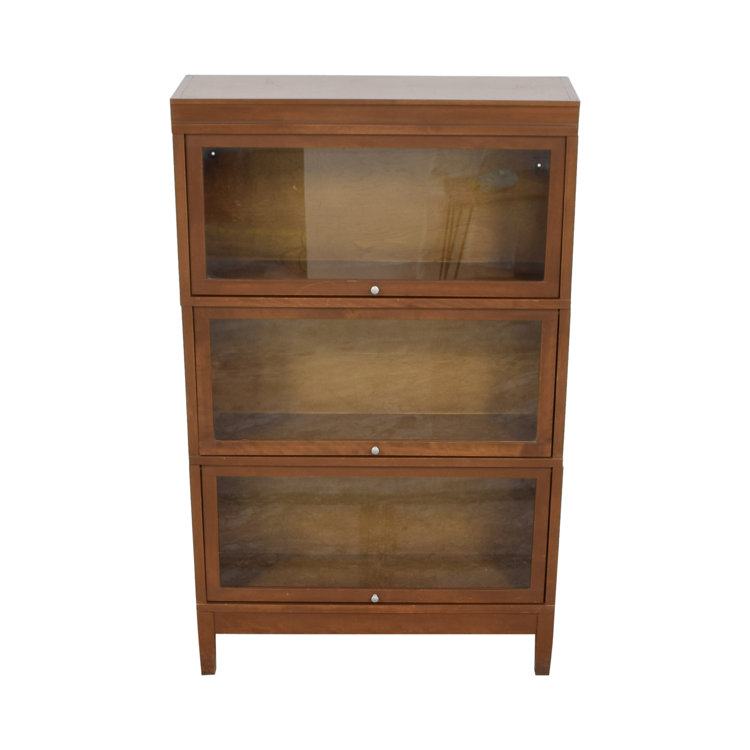 Hale Sectional Barrister Three Stack Bookcase Hale