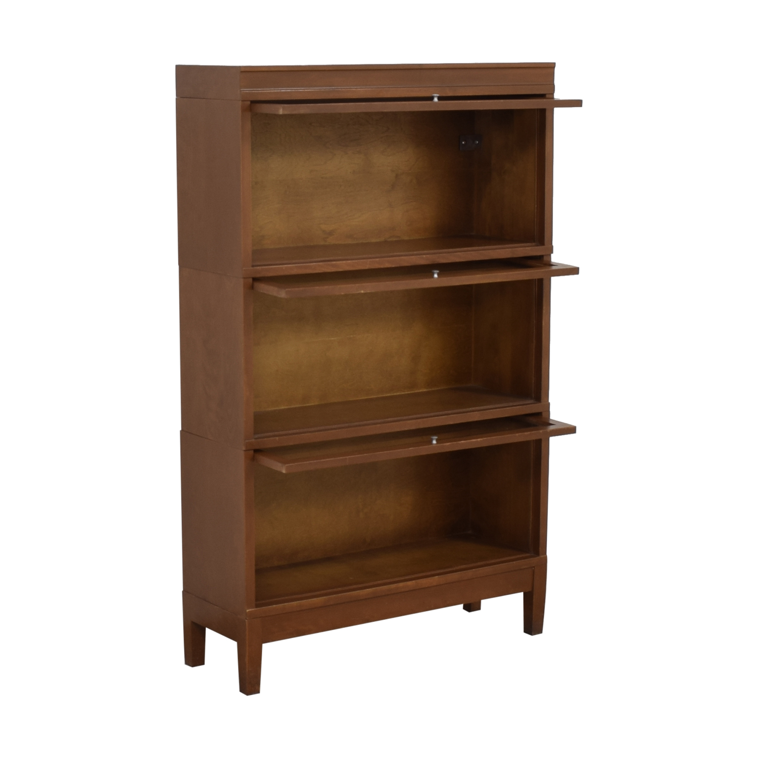 Hale Hale Sectional Barrister Three Stack Bookcase