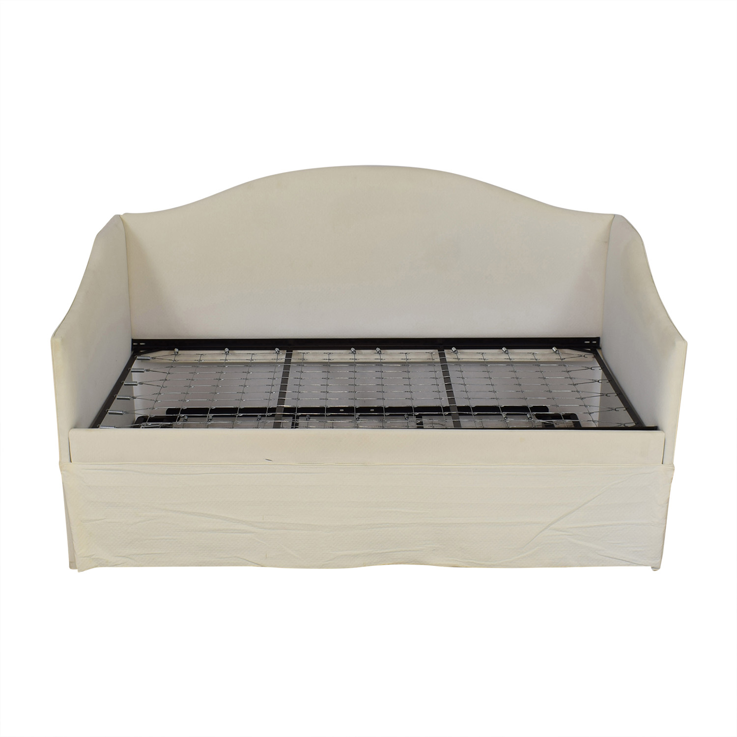 buy Ballard Designs Camden Daybed with Trundle Ballard Designs Bed Frames