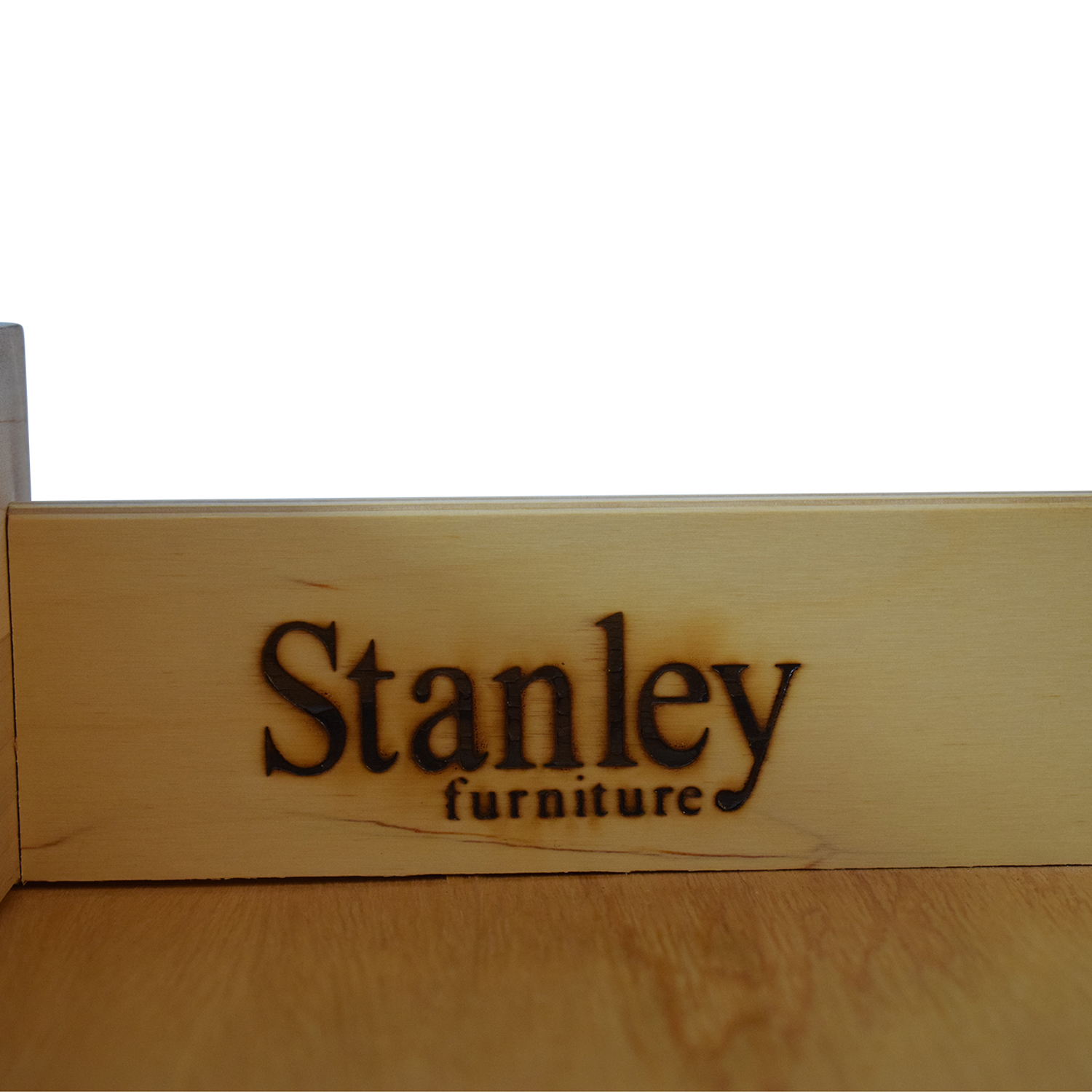 Stanley Furniture Stanley Furniture Executive Desk and Hutch Tables