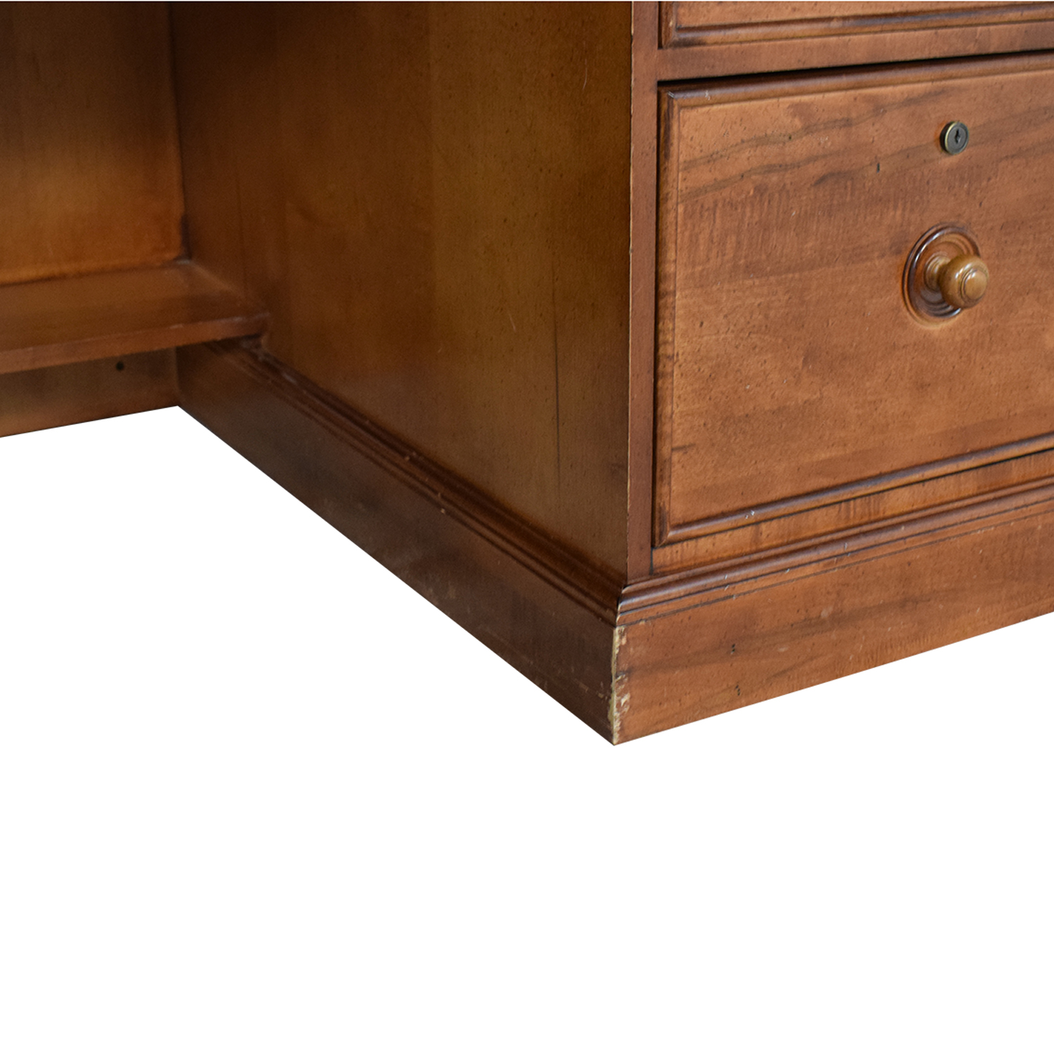 Stanley Furniture Stanley Furniture Executive Desk and Hutch
