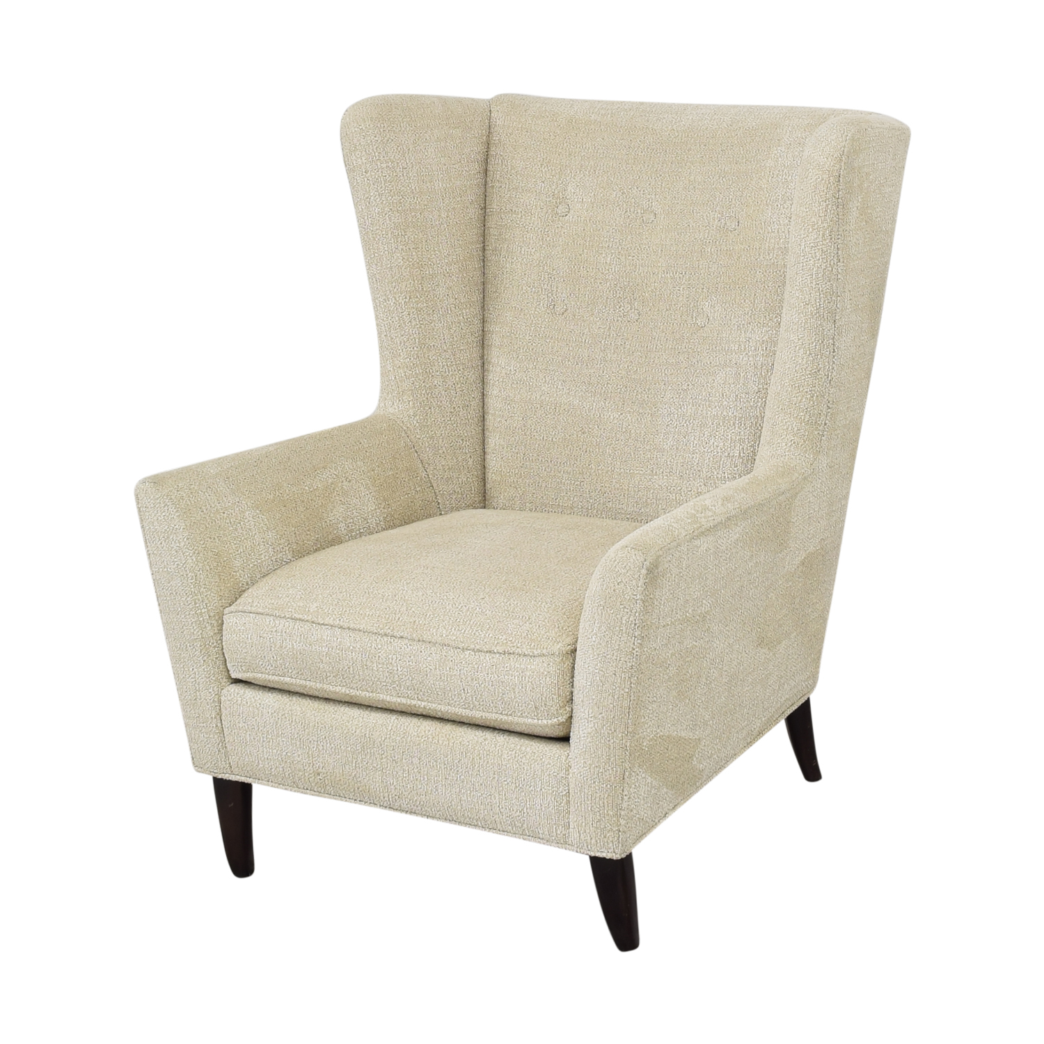 85% OFF - DwellStudio DwellStudio Porter Armchair / Chairs
