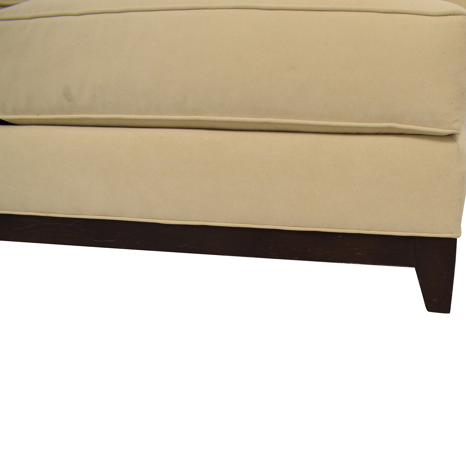 Ethan Allen Ethan Allen Three Cushion Sofa beige